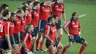 Munster vs New Zealand Rugby 2008