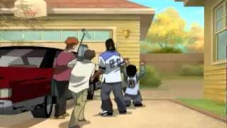 the boondocks grandads moments season 1
