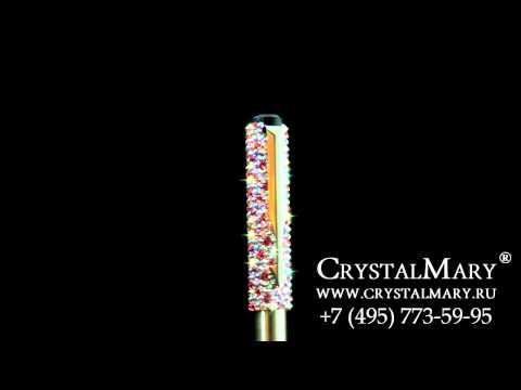 ручки паркер с кристаллами сваровски