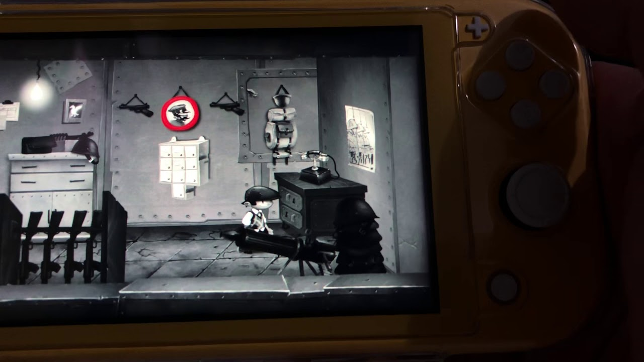 My memory of Us - Nintendo switch lite - YouTube