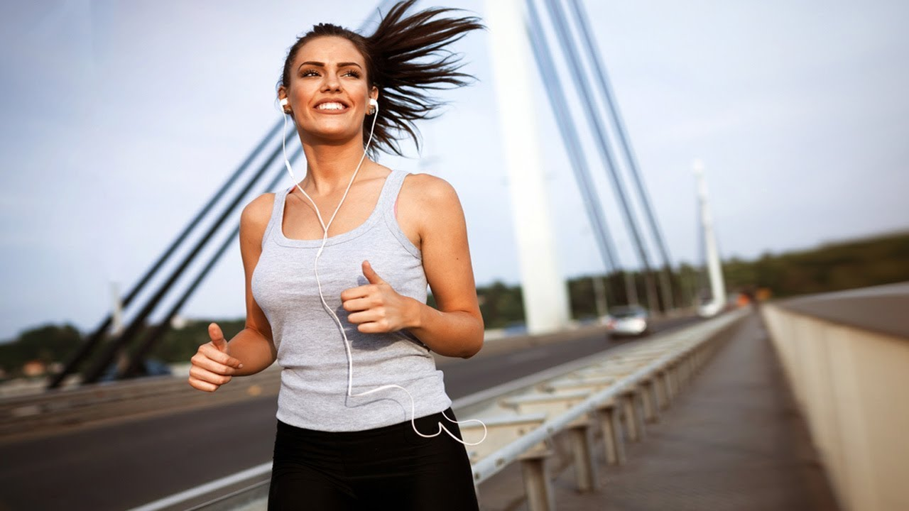 Sei stressato? Vai a correre!
