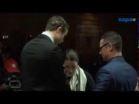 Oscar Pistorius court appearance