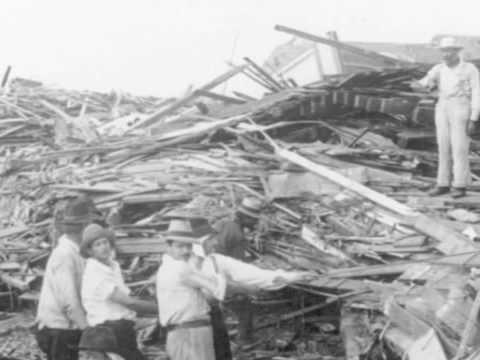 The Hurricane Ike of 1900