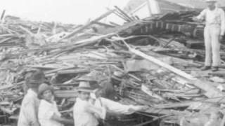 The Hurricane Ike of 1900