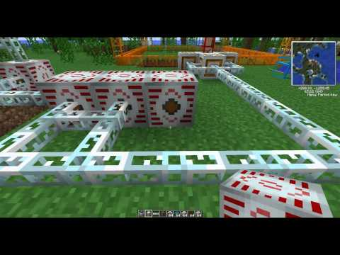 Terribly Technical Tekkit Things - Episode 3 - MFSU, Solar Arrays and Energy Links!