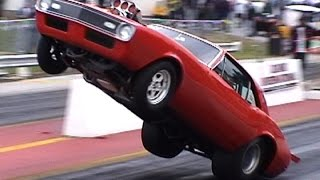 TOP 10 Most INSANE Drag WHEELSTANDS
