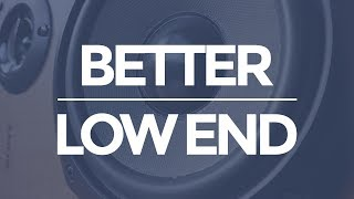The First 2 Steps to Better Low End | musicianonamission.com - Mix School #11
