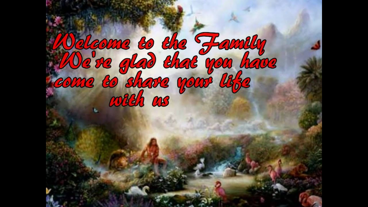 Welcome to the Family - YouTube