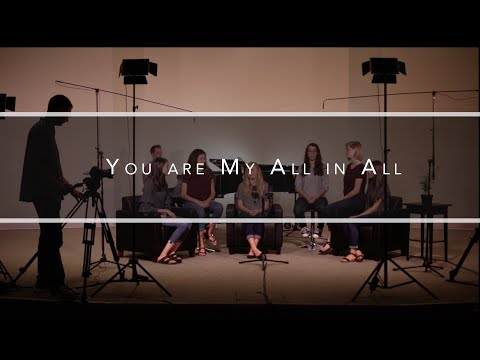 You Are My All In All | Fountainview Academy | Live Studio Session
