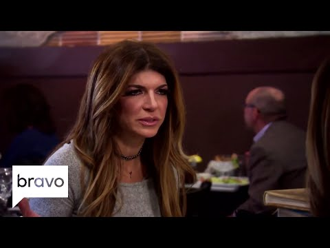 "RHONJ: Teresa and Melissa Are Back At It- ""Really, Bitch?""  (Season 8, Episode 5) 