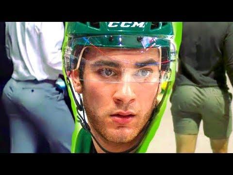 Luke Kunin's Round Bubble Butt (Hockey Booty Tribute) thumbnail
