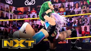 Shotzi Blackheart vs. Candice LeRae - NXT Women's Title No. 1 Contender's Match