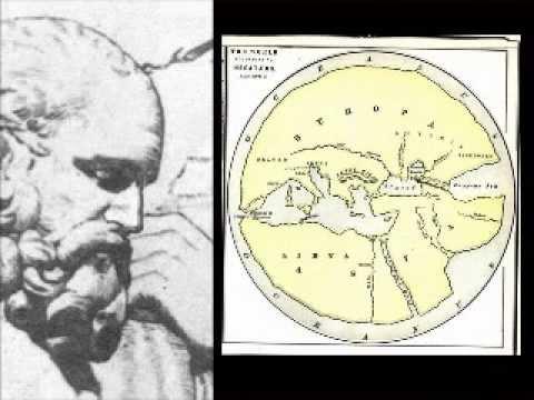 Evolution of Evolution Part 1: Greeks