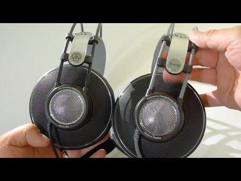 ab18bb47d36 AKG K601 Headphones Unboxing - YouTube
