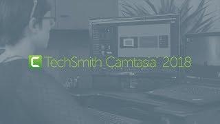 Camtasia 2018 - Video Editing Software - Upgrade