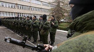 La Crimée se prépare au référendum et au rattachement à la Russie