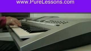 Akon Right Now - Piano Tutorial