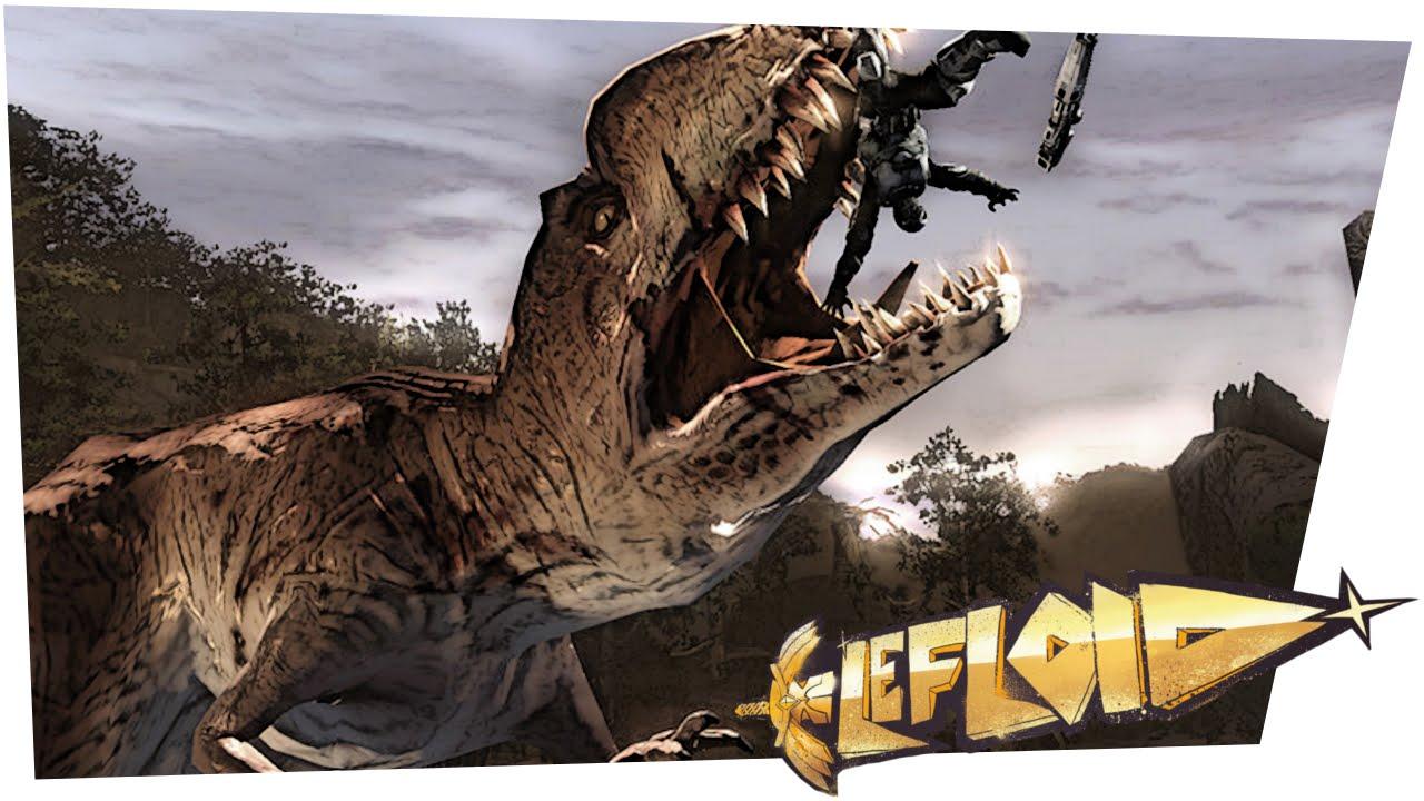 Dinosaurier Wiederbeleben