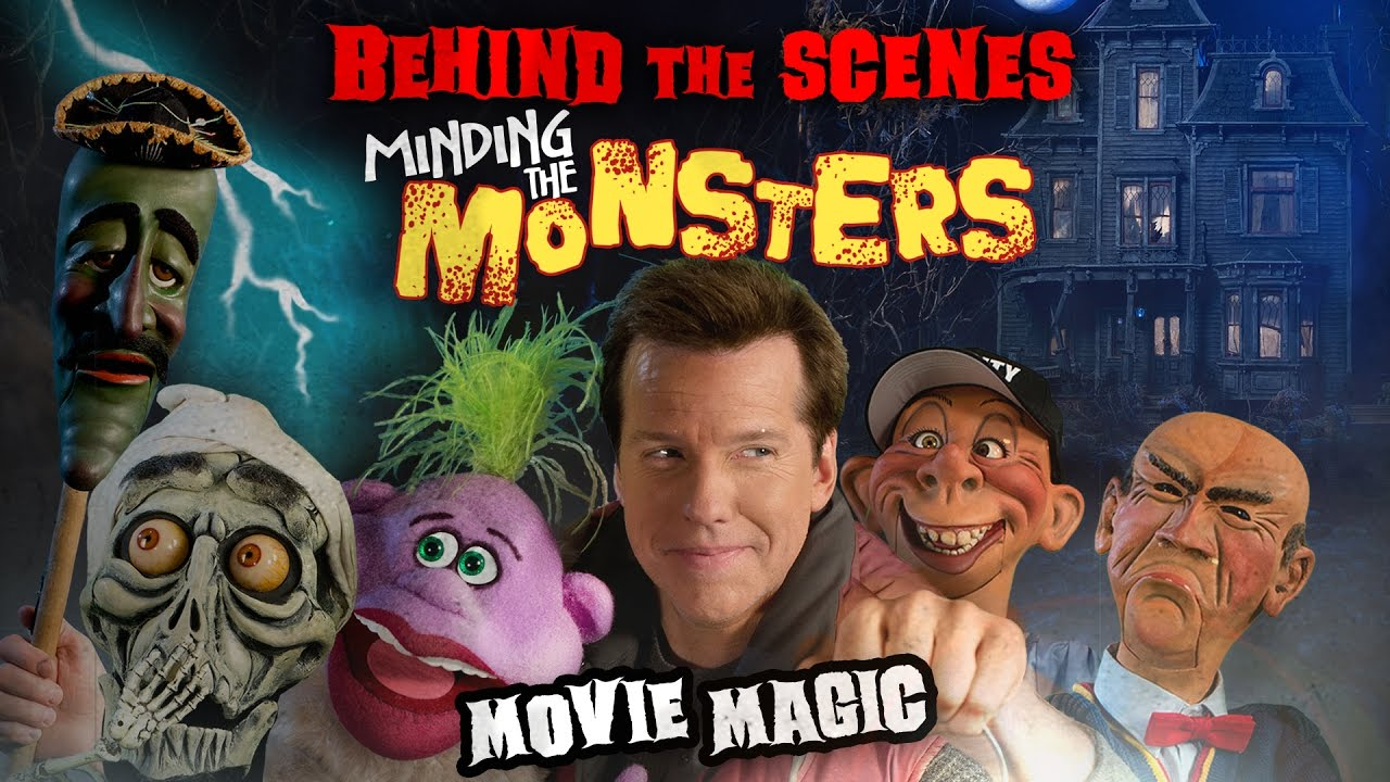 Download Minding the Monsters Movie Magic - Halloween Special   JEFF DUNHAM