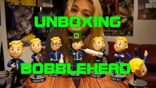 fallout 4 merchandise unboxing part 3 bobblehead series 3 swiss german