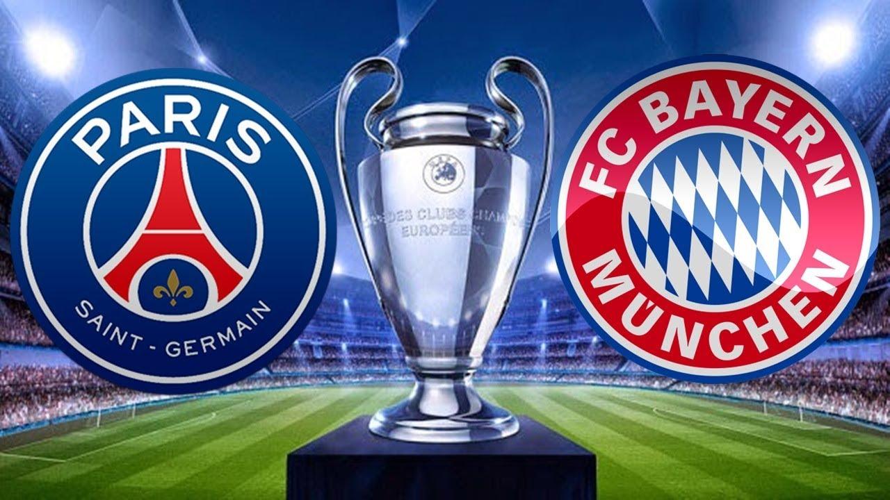 Psg  Bayern De Munique  Uefa Champions League