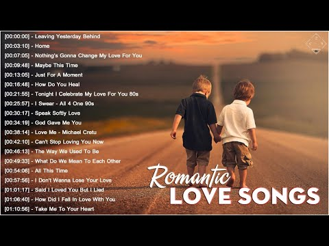 Romantic Love Songs 80s 90s - Best Classic Duets Love Songs Collection