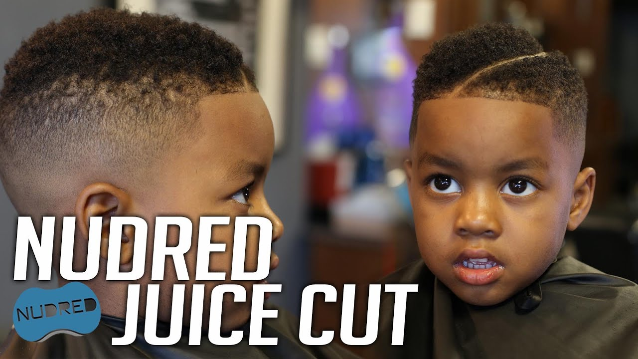 How To Kids Nudred Tupac Juice Cut Haircut Tuutorial