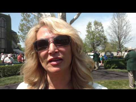 Trainer Ingrid Mason on Hilliard Lyons Doubledogdare (G3) runner Back in Dixie