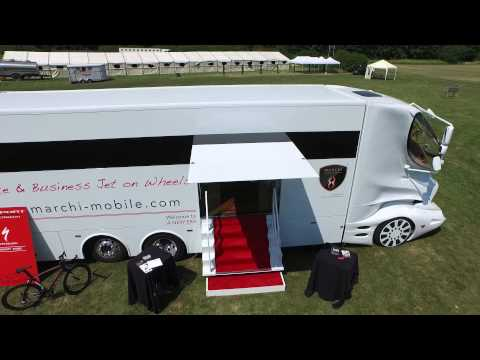 """Marchi Mobile eleMMent on 3rd Luxembourg Polo International"""" tournament"""