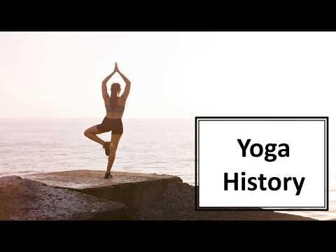 Yoga History Modern Yoga