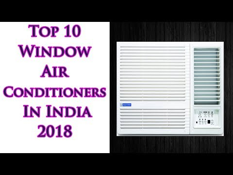 top-10-best-selling-window-air-conditioner-in-india-2018