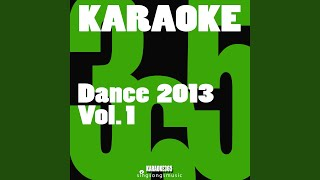 Waiting All Night (In the Style of Rudimental & Ella Eyre) (Karaoke Instrumental Version)