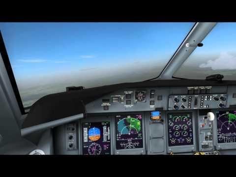 FSX Majestic DH8D Q400 Checklists + Charts YSSY - YSCB