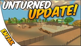 Unturned 3.0 Update ➤ New Weapons, New Vehicles, Crates, Bases & New Militia Compound!