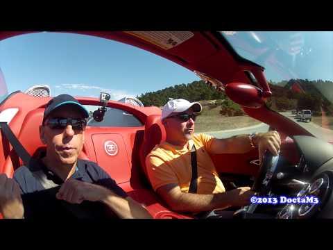 Bugatti Veyron Grand Sport Launch Control: That was FAST!