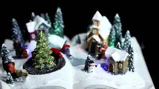 22816 - Mr. Christmas Animated Musical Storybook Video