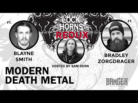 ESSENTIAL MODERN DEATH METAL BANDS | Lock Horns Redux – Episode 4 episode thumbnail