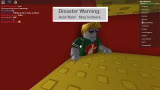 Roblox - Natural Disaster - 044