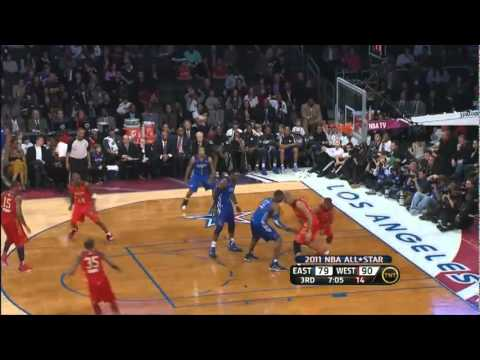 Kobe Dunk On Lebron Gif