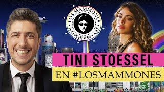 """Tini Stoessel con Jey Mammón: """"Spielberg me mandó una carta"""" - Los Mammones"""