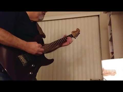 Audioslave Be yourself - Guitar Remix Cover