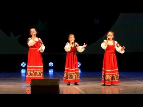 «Ночка луговая», ансамбль «Млада», конкурс «Звёзды», 22.02.2015