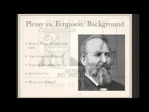 John Jay And Plessy V. Ferguson