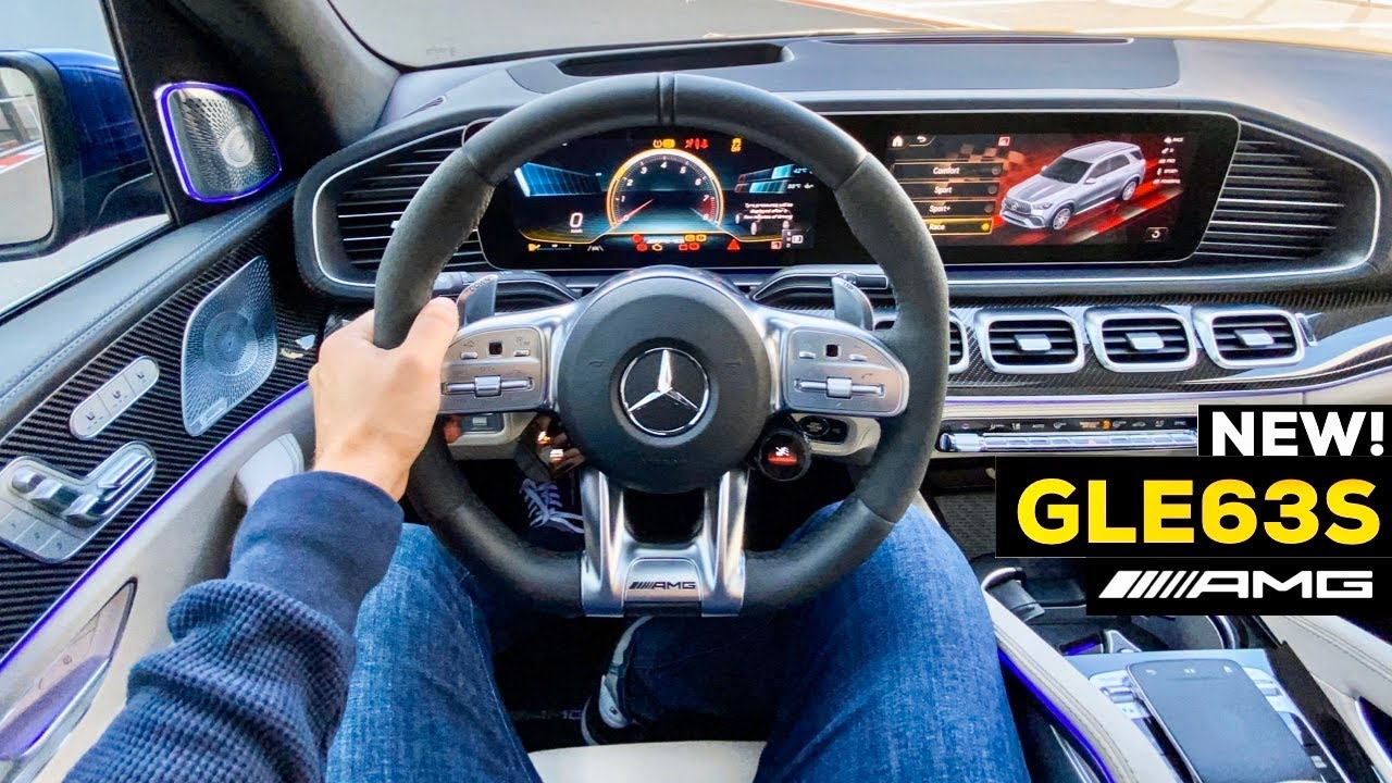 2020 Mercedes-AMG GLE 63S NEW SUV BEAST! NEW FULL In-Depth Review Interior Details MBUX