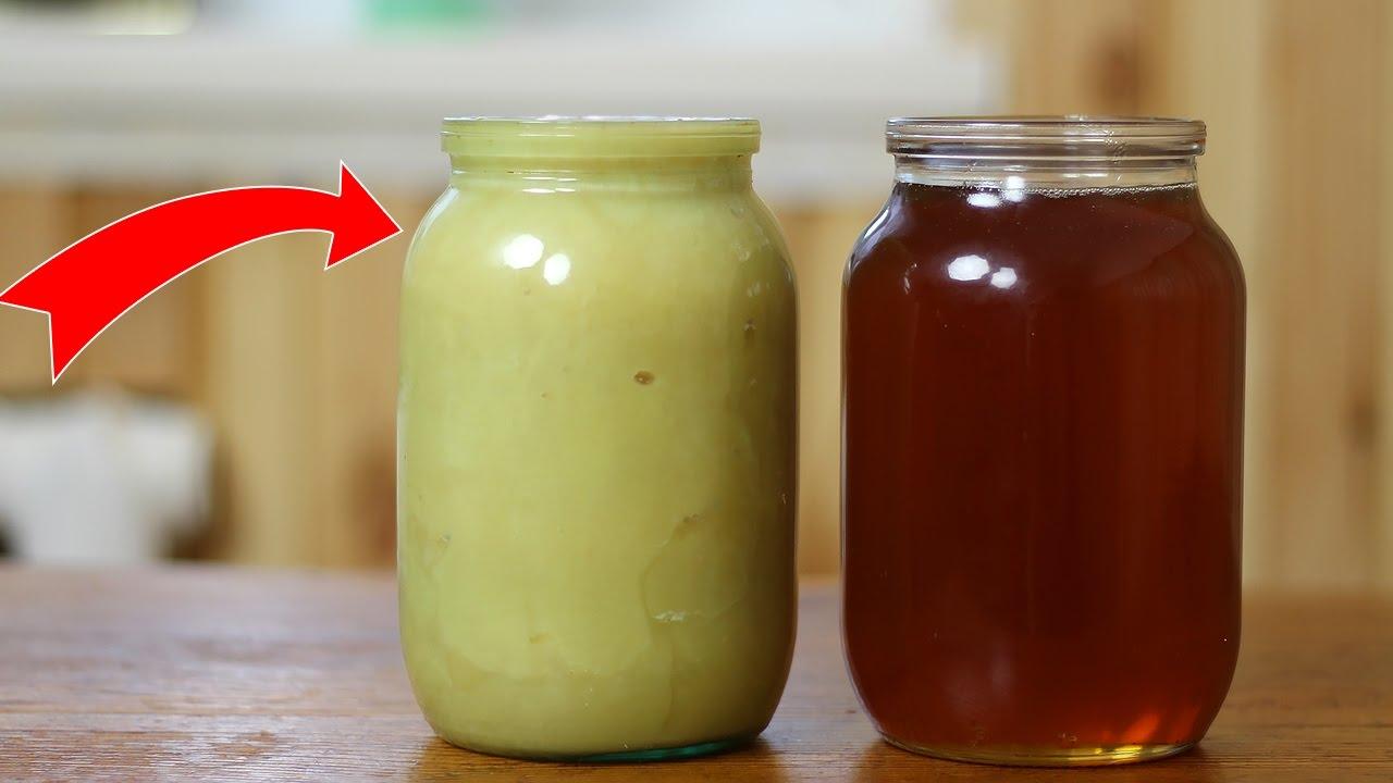 когда засахаривается гречишный мед