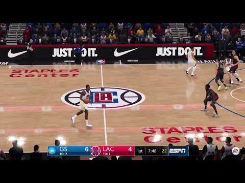 NBA LIVE 19 Warriors Vs LA Clippers LIVE STREAM