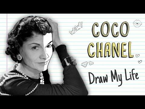 COCO CHANEL | Draw My Life