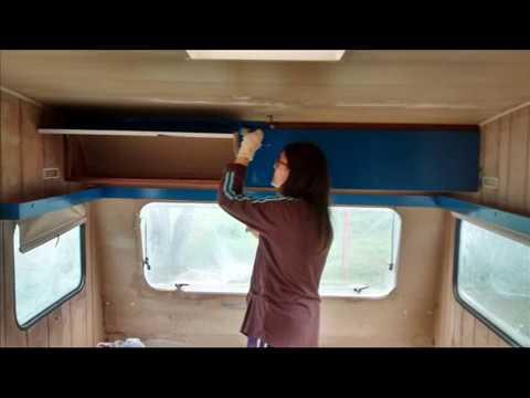 Saneamiento de caravana youtube - Interior caravana ...