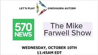 Our Interview with Mike Farwell of 570 News Kitchener