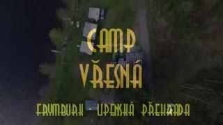 CAMP VŘESNÁ Frymburk/Lipenská přehrada